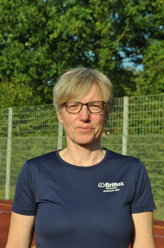 Anke Kreke-Fels B-Trainerin Leitung U12-14